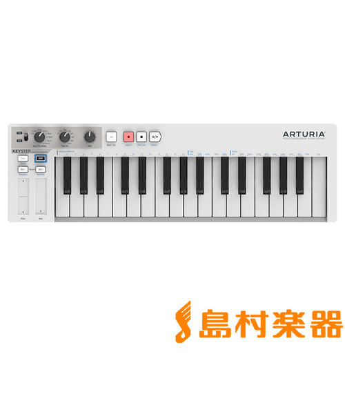 KeyStep MIDIキーボードコントローラー