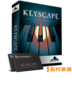 Keyscape 【USB Drive】 プラグインソフト
