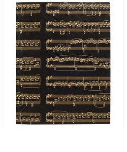 FL-95/SO/BL 楽譜ファイル ソナタ ミュージックレッスンファイル BL 黒