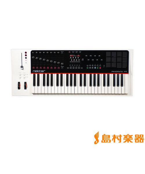 PANORAMA P4 MIDIキーボードコントローラー 49鍵盤