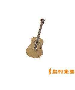 MM-80P/FG/G ゴールド ブローチ/フォークギター