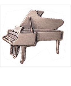 MM-80P/PI/S シルバー ブローチ/ピアノ