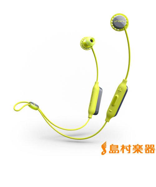 RELAYS SPORT WIRELESS レモンライム Bluetooth ワイヤレスイヤホン