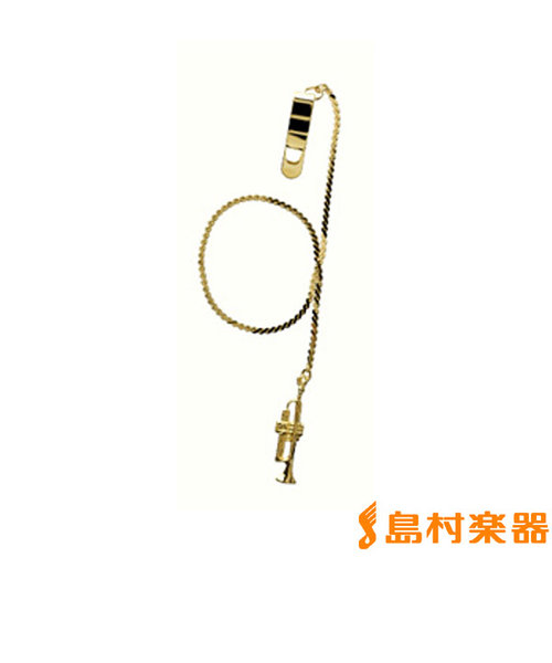 BM-88/TR/G ブックマーク 【トランペット/ゴールド】