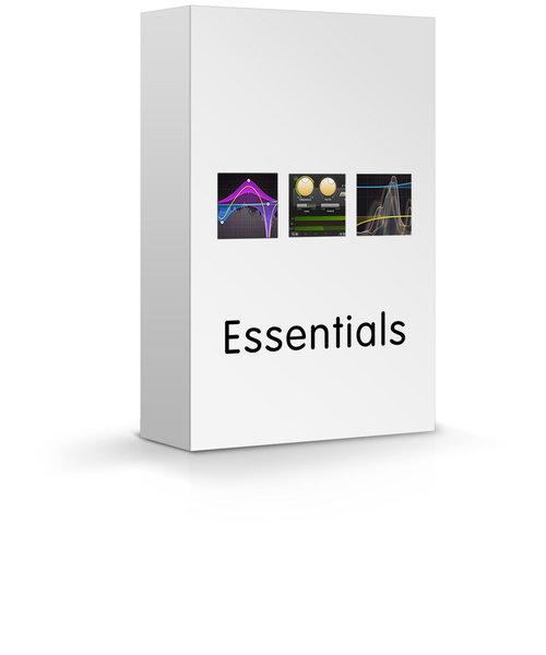 Essentials Bundle プラグインバンドル