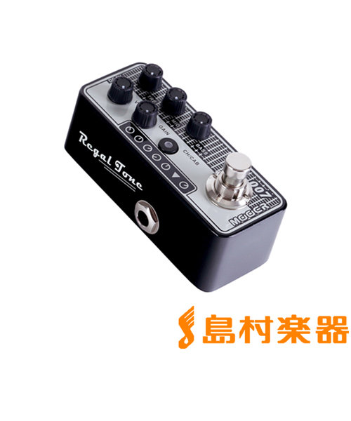 Micro Preamp 007 Regal Tone プリアンプ