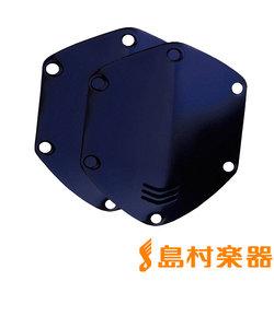 CUSTOM SHIELD FOR OVEREAR HEADPHONE MATTE BLUE 交換用カスタムパネル
