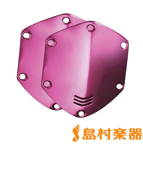 CUSTOM SHIELD FOR OVEREAR HEADPHONE PINK 交換用カスタムパネル