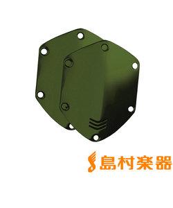 CUSTOM SHIELDFOR ONEAR HEADPHONE MATTE GREEN 交換用カスタムパネル