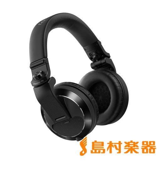 HDJ-X7-K ブラック DJヘッドホン