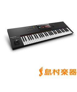 KOMPLETE KONTROL S61 MK2 MIDIキーボード 61鍵盤