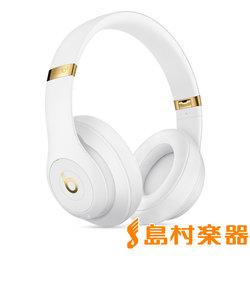 Studio3 Wireless (ホワイト) ワイヤレスヘッドホン Bluetooth