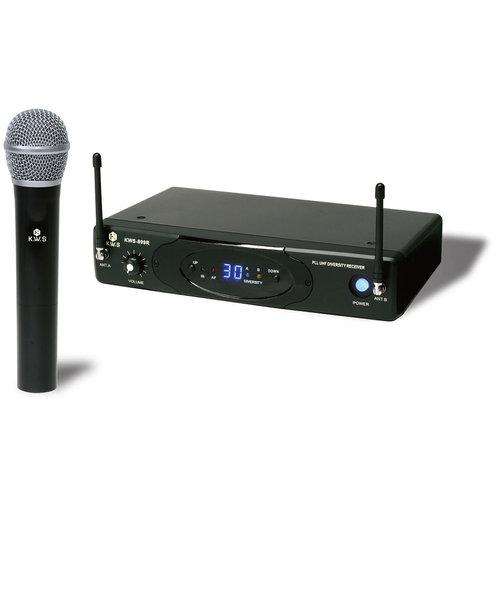 KWS-899H/H ワイヤレスマイク [ハンドマイクシングルタイプ]