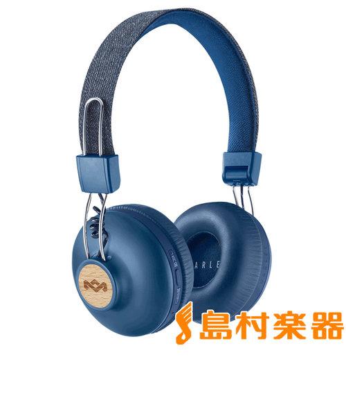 POSITIVE VIBRATION 2 WIRELESS (デニム) ワイヤレスヘッドホン Bluetoothヘッドホン
