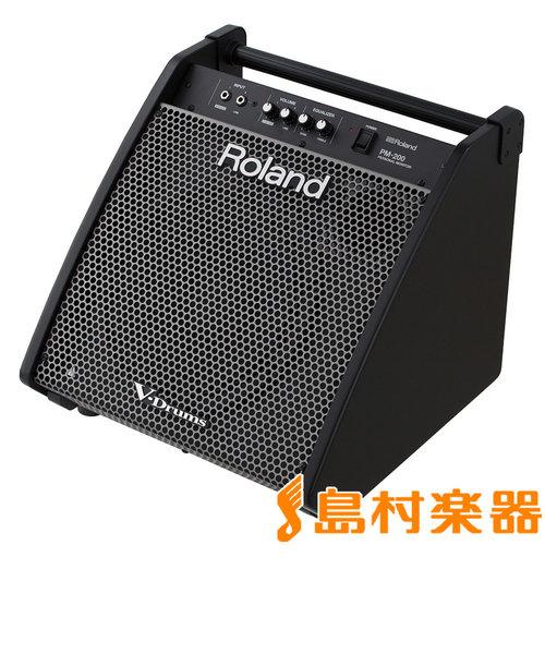 Personal Monitor PM-200 パワードモニターアンプ [ V-Drums / 電子パーカッション ]専用