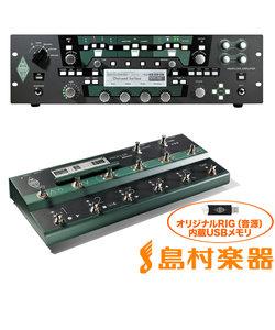 POWER RACK + REMOTE プロファイリングアンプ+フットコントローラー+オリジナルRIG音源セット