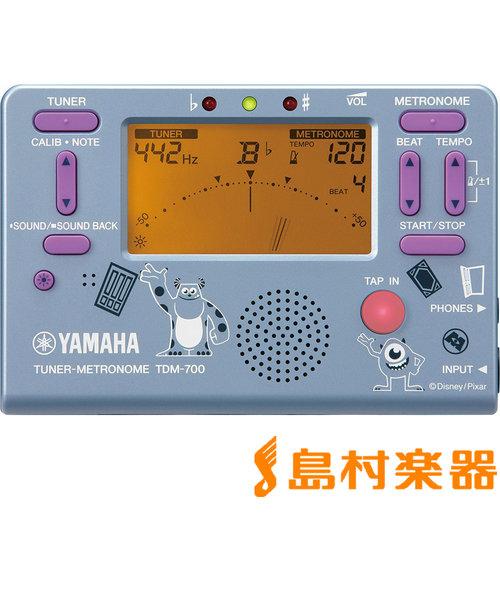 TDM-700 DMI チュ-ナ- メトロノ-ム 【ディズニー】 【モンスターズインク】