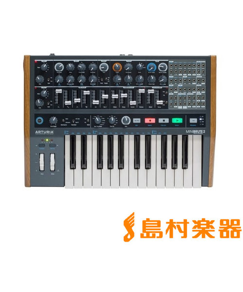 MINIBRUTE2 アナログシンセサイザー