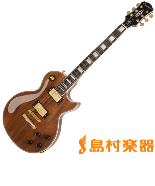 Limited Edition Les Paul Custom PRO KOA Natural レスポール エレキギター