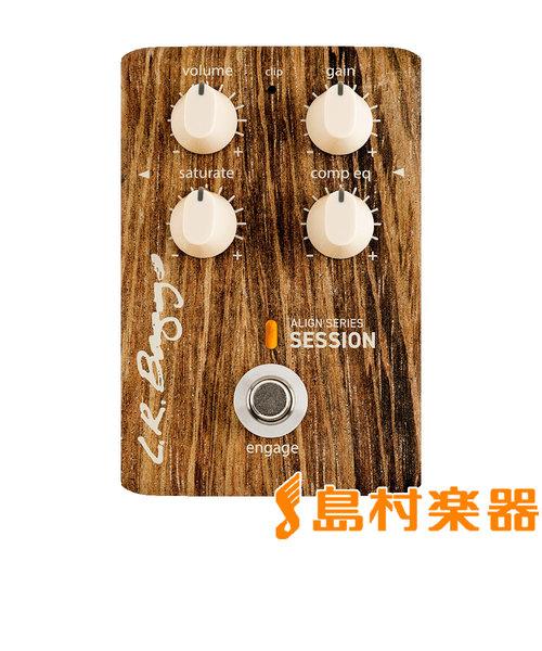 Align Session サチュレーション コンプイコライザーエフェクター アコースティックギター用