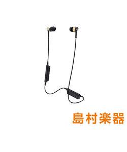 ATH-CKR35BT (ゴールド) Bluetoothイヤホン ワイヤレスイヤホン