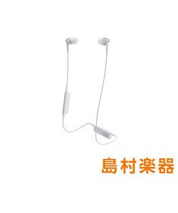 ATH-CKR35BT (シルバー) Bluetoothイヤホン ワイヤレスイヤホン