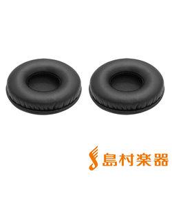 HC-EP0701-K (ブラック) 合皮製イヤーパッド (2個入り)[ HDJ-S7ヘッドホン]用純正交換パーツ