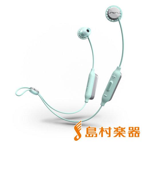RELAYS SPORT WIRELESS ALFA (ミント) ワイヤレスイヤホン Bluetoothイヤホン