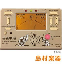 TDM-700 チューナー メトロノーム 【ディズニー】 【ミッキーマウス】