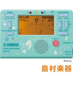 TDM-700 チューナー メトロノーム 【ディズニー】 【アリエル】