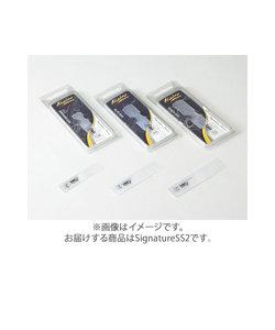 SignatureSS2 リード ソプラノサックス用 樹脂製 【硬さ:2】
