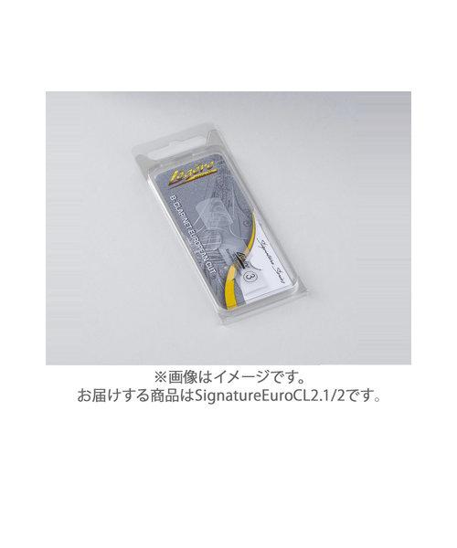 SignatureEuroCL2.1/2 リード B♭クラリネット用 樹脂製 SignatureEuro 【硬さ:2.1/2】