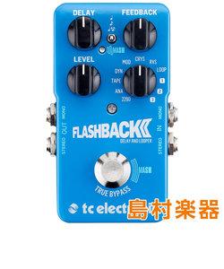 FLASHBACK 2 DELAY コンパクトエフェクター ディレイ・ペダル TonePrint対応 MASH機能搭載
