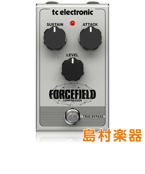 Forcefield Compressor コンパクトエフェクター コンプレッサー