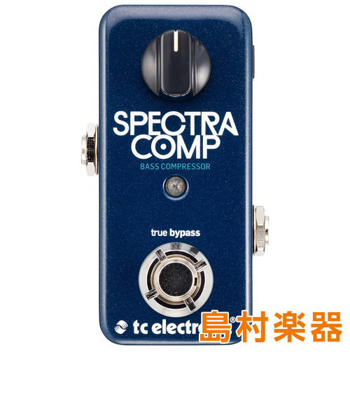 SpectraComp Bass Compressor コンパクトエフェクター コンプレッサ-