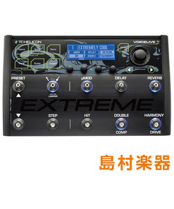 VOICELIVE 3 EXTREME ボイス用マルチエフェクター