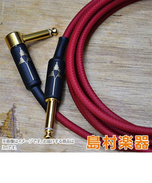 119-07-LSN30 レッド ケーブル HiFC CABLE Natural 3m LS