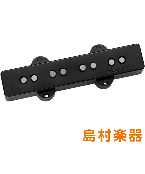 DP148 Black ピックアップ Ultra Jazz Bridge