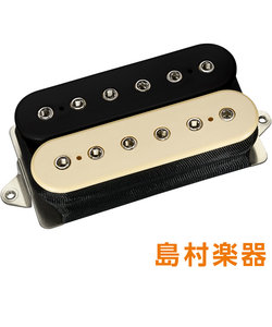 DP163F Black/Cream ピックアップ Bluesbucker F-spaced