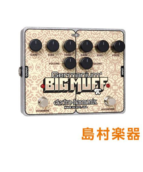 Germanium 4 Big Muff Pi コンパクトエフェクター オーバードライブ ディストーション