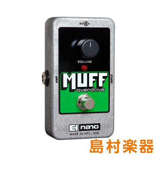 MUFF OVERDRIVE コンパクトエフェクター オーバードライブ