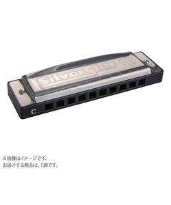 Silver Star 504/20/X E調 ダイアトニックハーモニカ 10穴