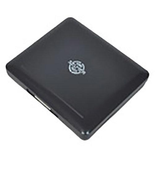 ブラック プラスチック製リードケース テナーサクソフォン&バスクラリネット用 10枚入り