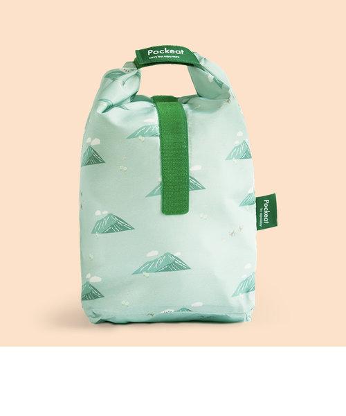 ポケットフードバッグ/ L/ Mt. Jade