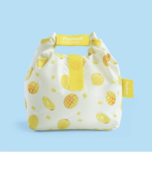 ポケットフードバッグ/ M/ Mango