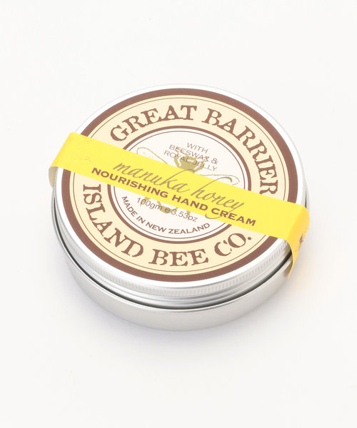 GREAT BARRIER ISLAND BEE/ グレートバリアアイランドビー HAND CREAM100g/ ハンドクリーム100g
