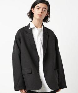 【イージーケア】テックウール ジャケット/テーラードジャケット