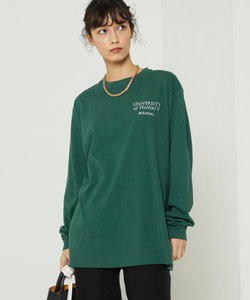 HAWAII LONG SLEEVE TEE/ハワイロングスリーブTシャツ(プリントロンT)