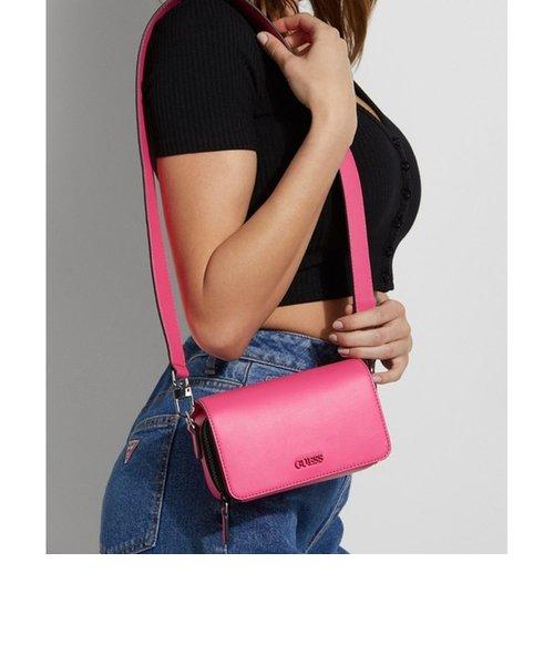 PICNIC Faux-Leather Mini Shoulder Bag