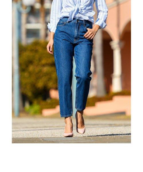 Marilyn Marilyn High-Rise Slim TAPERED Denim Pant 【JAPAN EXCLUSIVE ITEM】